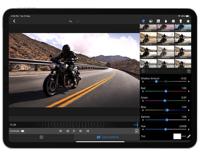 أفضل تطبيقات تحرير الفيديو لجهاز iPad Pro (2021)