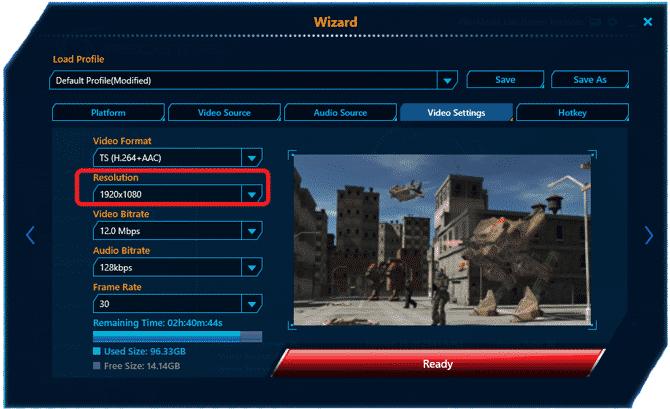 كيفية  تسجيل فيديو أثناء اللعب بدقة 1080p دون PS4 Pro