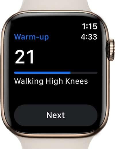 Meilleures applications Apple Watch pour les exercices et les exercices les plus avancés