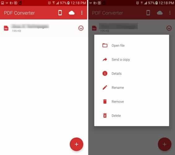 4 تطبيقات تحويل الملفات يجب أن تكون لديك على Android