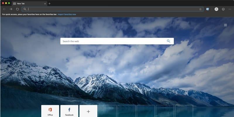 كيفية تنزيل وتثبيت Microsoft Edge Preview على نظام macOS