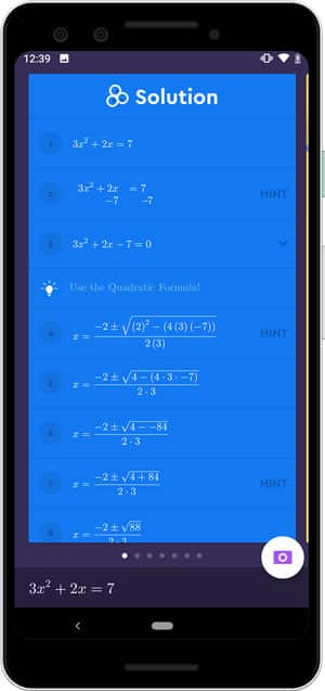 أفضل التطبيقات لتعلم الرياضيات لنظامي Android و iOS - Android iOS