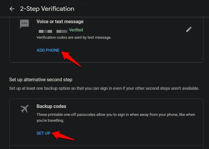 كيفية استخدام هاتف Android للتحقق من تسجيل الدخول في Google على iOS باستخدام 2SV - شروحات