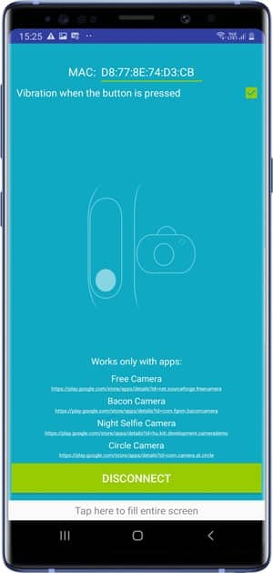 كيف يمكنك استخدام Mi Band 4 للتحكم في كاميرا Android - Mi Band