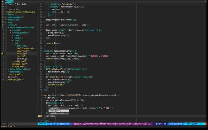 أفضل تطبيقات تحرير الأكواد والتعليمات البرمجية لنظام التشغيل Mac