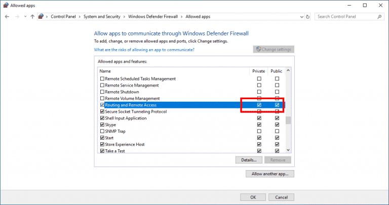 كيفية إنشاء خادم VPN على Windows 10 للوصول إلى ملفاتك عبر الإنترنت - الويندوز
