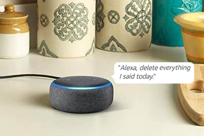 Comment supprimer les enregistrements vocaux de Google Assistant, Alexa et Siri ? - Amazon Google Explications