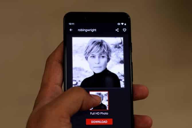 كيفية تكبير صورة الملف الشخصي في Instagram للتعرف على الغرباء الذين يتابعونك - Instagram