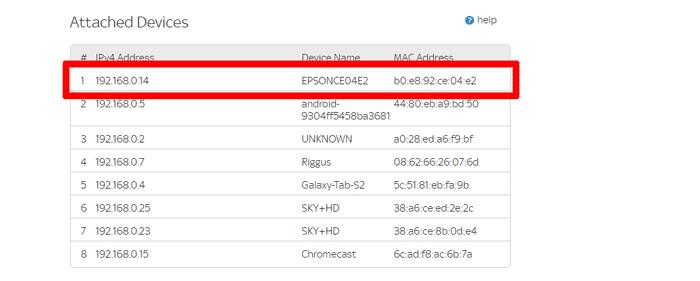 Comment trouver l'adresse IP d'une imprimante réseau - explications