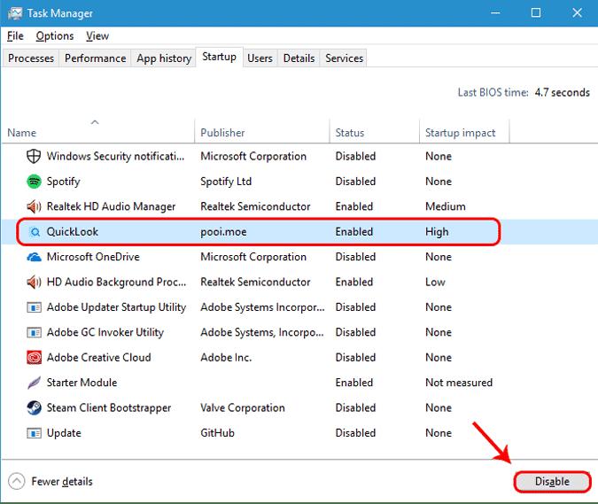 كيفية جعل نظام Windows 10 أسرع في 9 خطوات بسيطة - الويندوز