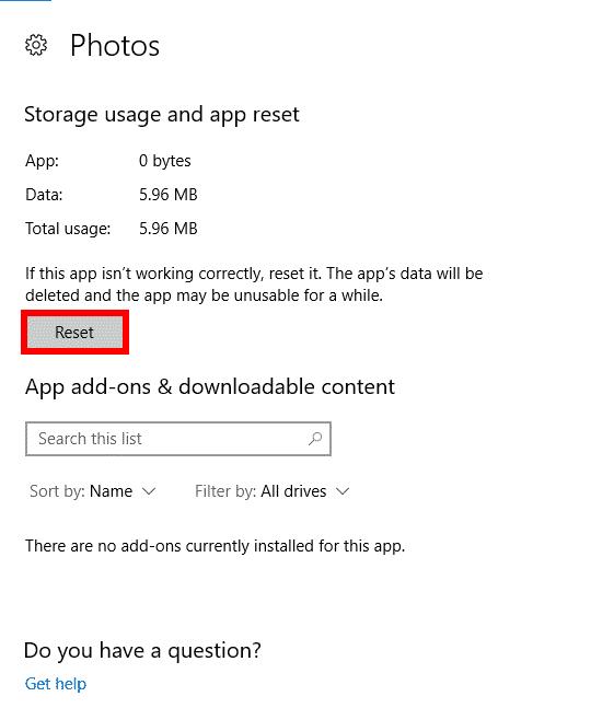 L'application Windows Photos ne fonctionne pas sous Windows 10 ? Voici quelques correctifs - Windows