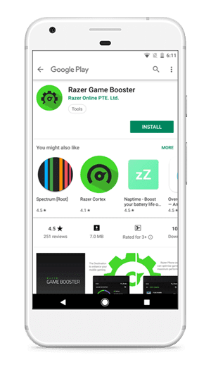 razer game installable min DzTechs - أفضل 12 من وحدات Magisk لتجربتها في 2019