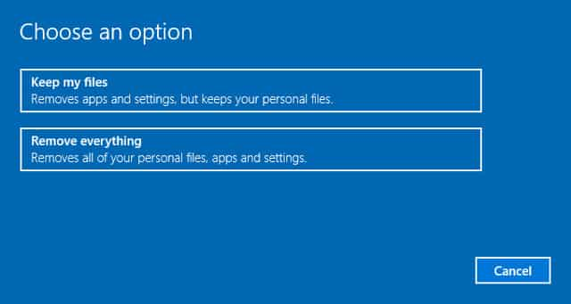 Windows 10 لا يقوم بالتمهيد ؟ إصلاحات لتشغيل الكمبيوتر مرة أخرى - الويندوز