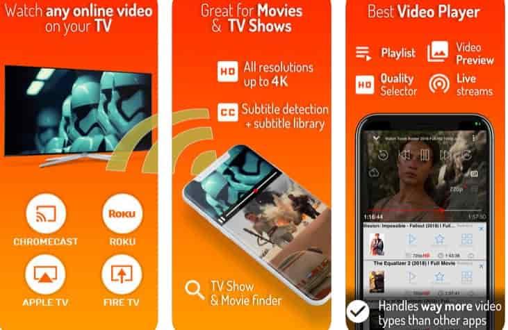 كيفية عرض شاشة iPhone على Amazon Fire TV Stick