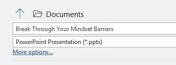 نصائح مفيدة لتقليل حجم ملف عرض PowerPoint التقديمي