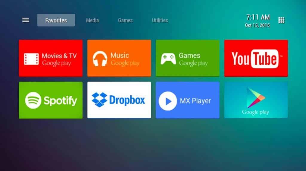 Meilleures applications de lancement pour Android TV pour reconcevoir Mi Box et Shield TV - Android TV