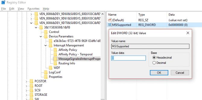 100% de correction de l'utilisation du disque dans Windows 10