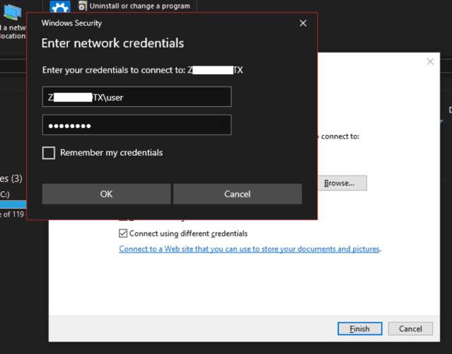 p6 639x500 DzTechs - كيفية تعيين محرك أقراص الشبكة في نظام التشغيل Windows 10