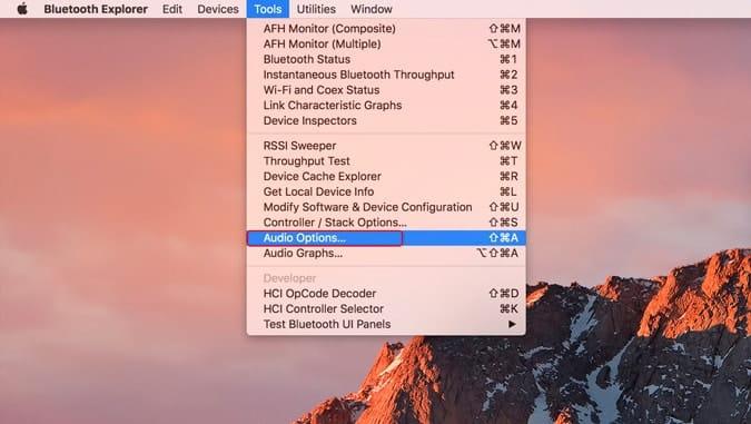 كيفية تحسين جودة صوت أجهزة Bluetooth على Android  و MacOS مع aptX