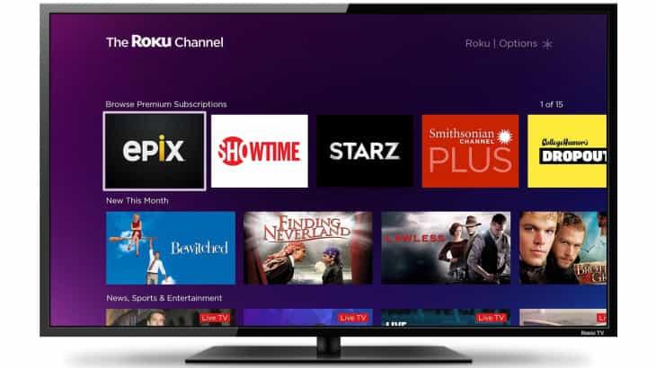 Roku تضيف 5 قنوات مجانية جديدة إلى Roku Channel - Roku