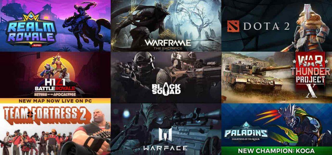 أفضل ألعاب الكمبيوتر المجانية التي يمكن أن تحصل عليها في عام 2021