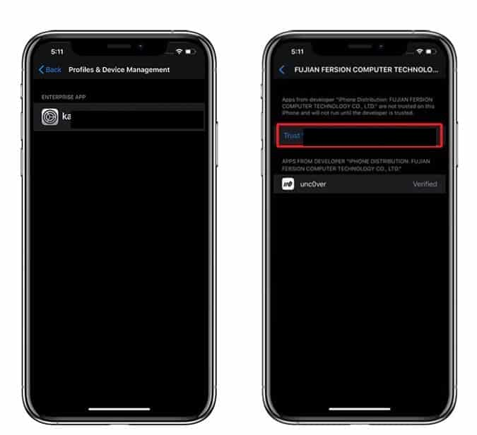 كيفية كسر حماية جهاز iPhone أو iPad يعمل على iOS 12.4؟