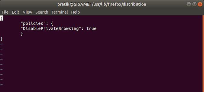 كيفية تعطيل وضع التصفح المتخفي في Windows و Ubuntu و macOS