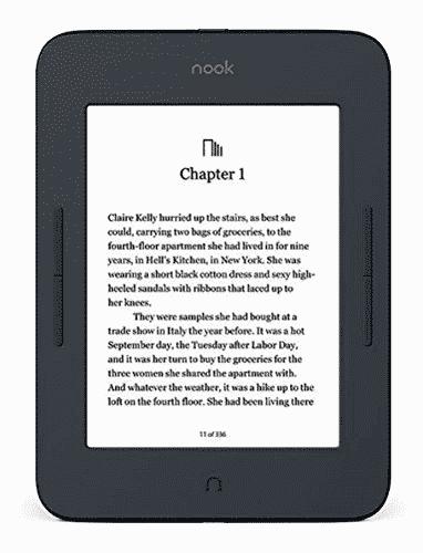 Kindle Paperwhite مقابل Nook Glowlight: أي قارئ للكتب الإلكترونية هو الأفضل لك؟