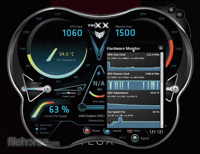 أفضل تطبيقات رفع تردد التشغيل لـ GPU لتعزيز أداء الرسومات