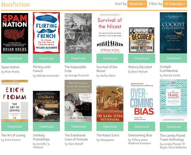 من أين تقوم بشراء الكتب الإلكترونية؟ أفضل متاجر الكتب على الإنترنت