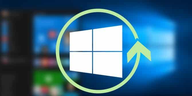 4 طرق لإعادة تعيين نظام التشغيل Windows 10 إلى وضع المصنع