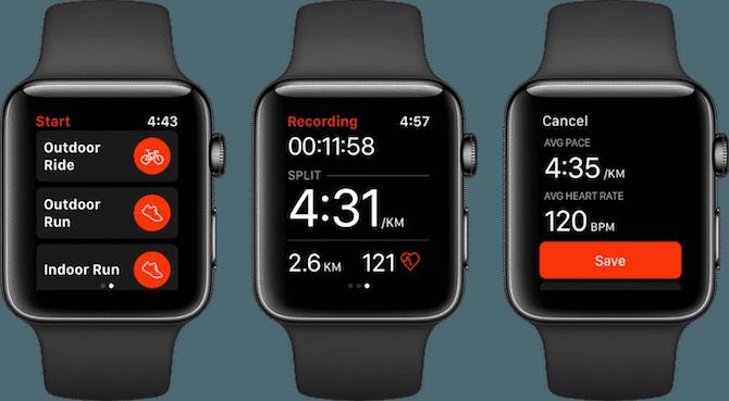 أفضل تطبيقات Apple Watch للتدريبات و التمارين الأكثر تقدماً