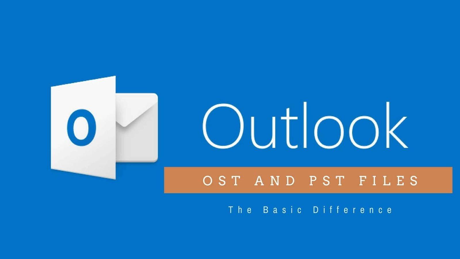 Tout ce que vous devez savoir sur les fichiers de données PST et OST sur Outlook - Instructions
