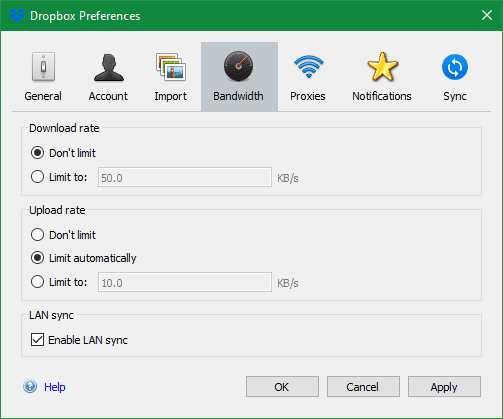 كيفية تسريع الإنترنت الخاص بك مع بعض الخيارات على Windows