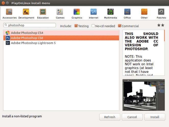 Les meilleures alternatives Photoshop que vous pouvez exécuter sur Linux
