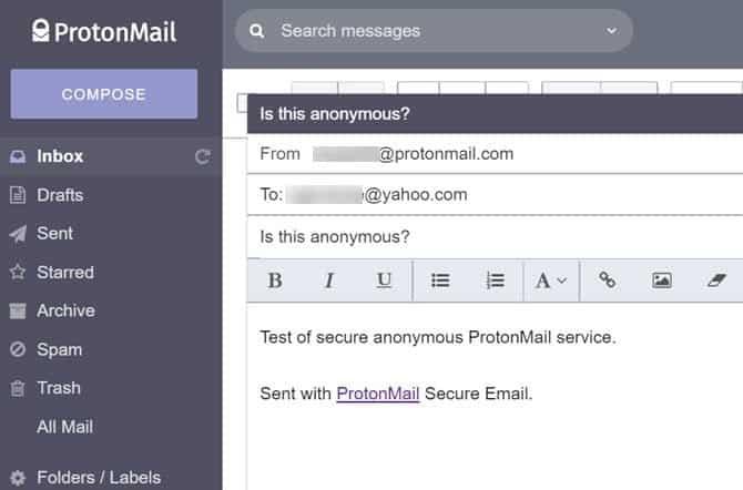 كيفية إرسال بريد إلكتروني بشكل مجهول : طرق مميزة للتخفي