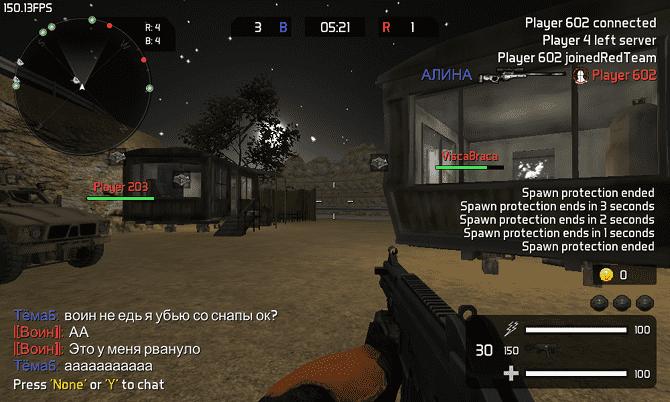 Meilleurs jeux FPS en ligne basés sur un navigateur - Navigateurs