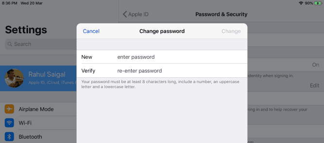 Vous avez oublié votre identifiant Apple ou votre mot de passe iCloud ? 6 façons de le réinitialiser - iOS