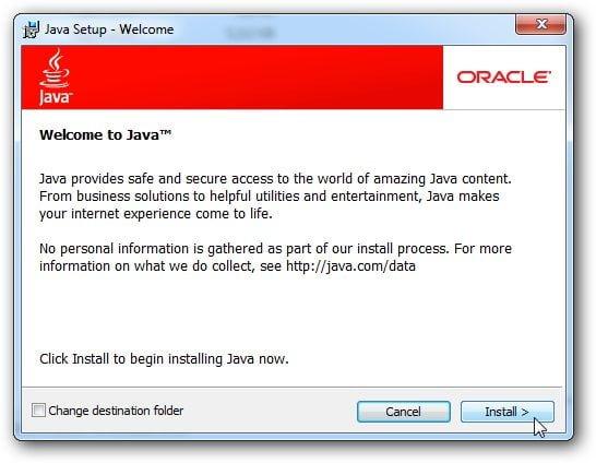 تنزيل أحدث برامج تثبيت Java 11 دون إتصال بالإنترنت لجميع أنظمة التشغيل - البرامج