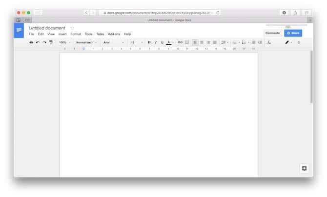 أفضل بدائل Microsoft Office المجانية لنظام التشغيل Mac