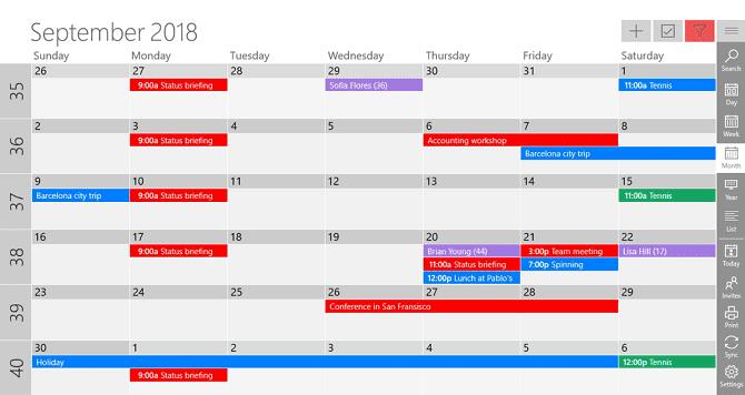 Meilleures applications de calendrier que vous pouvez trouver dans le Microsoft Store - Windows