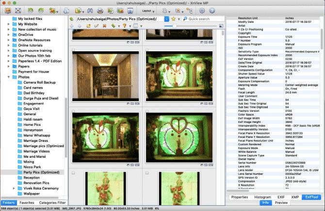 أفضل تطبيقات عرض الصور وتنظيمها لنظام التشغيل Mac مع ميزات فريدة