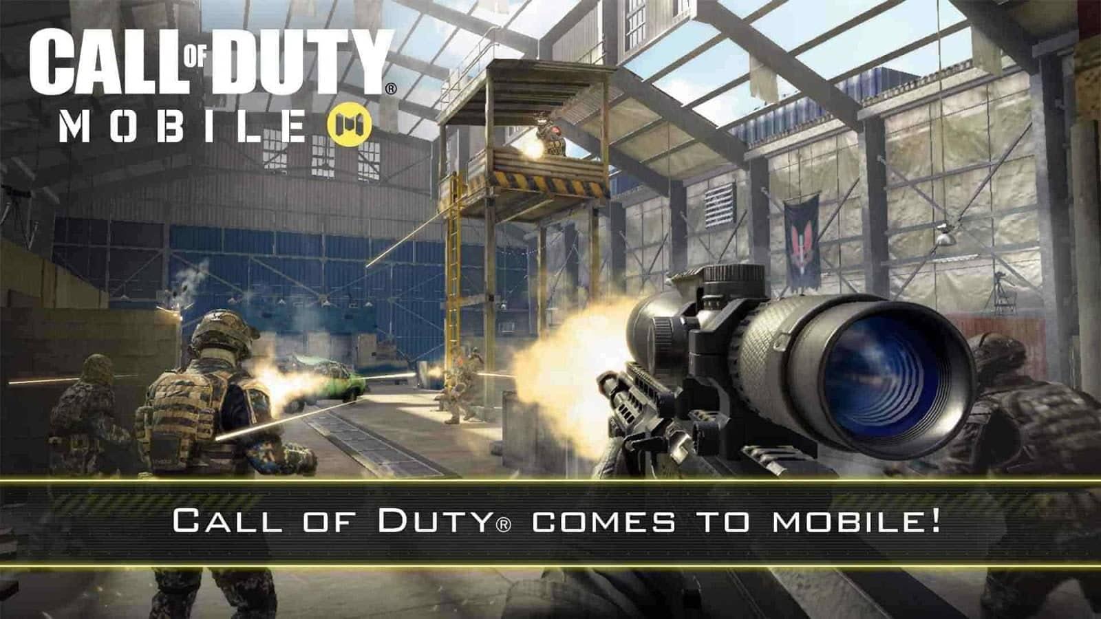 كيف تلعب Call of Duty Mobile على جهاز كمبيوتر؟ | تقنيات ديزاد