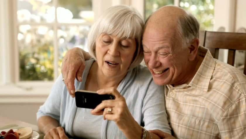 Meilleures applications de lancement simple Android pour faciliter l'utilisation des personnes âgées - Android