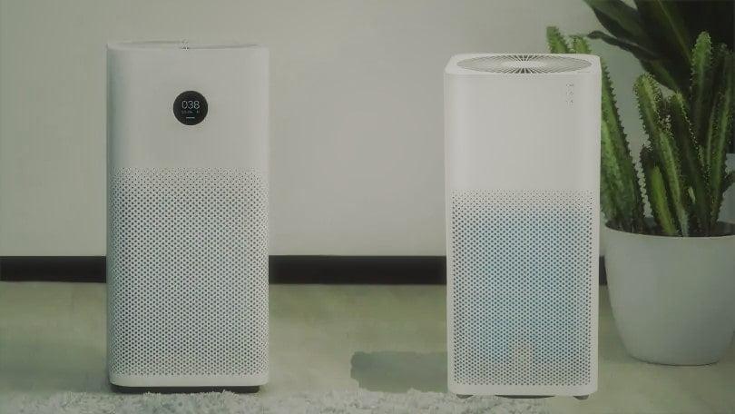 مقارنة بين Mi Air Purifier 2S و Mi Air Purifier 2C - أي جهاز يجب شراءه؟
