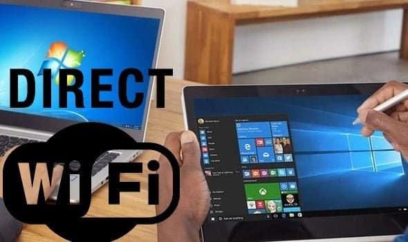 ميزة Wi-Fi Direct: نقل الملفات من Windows بشكل لاسلكي وأسرع من Bluetooth
