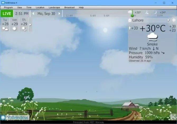 أفضل شاشات التوقف المجانية لجعل شاشتك منتجة عند وضع الخمول - الويندوز
