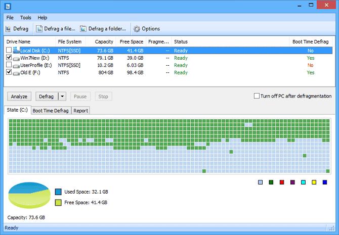 أدوات فعالة لزيادة أداء القرص الصلب الخاص بك على Windows