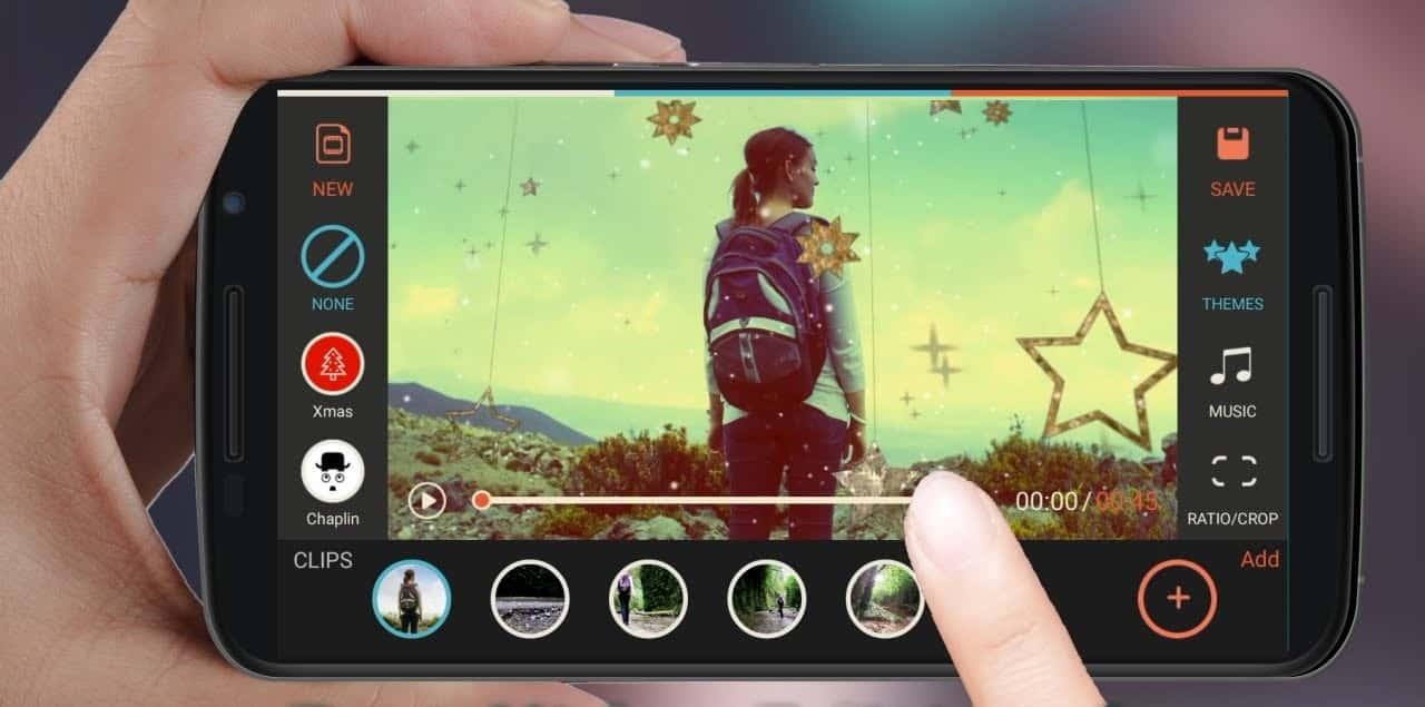 أفضل تطبيقات تحرير الفيديو المجانية لأجهزة Android و iPhone (بدون علامة مائية) - Android iOS