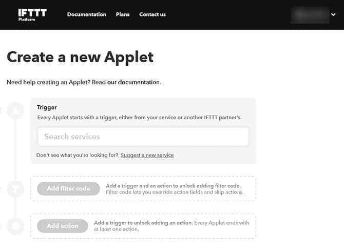Comment utiliser les applets IFTTT avec des filtres avancés pour accélérer vos tâches - Tutoriels